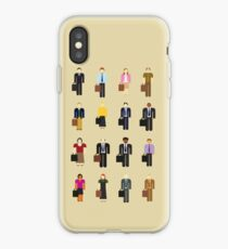 The Office: Characters iPhone Case