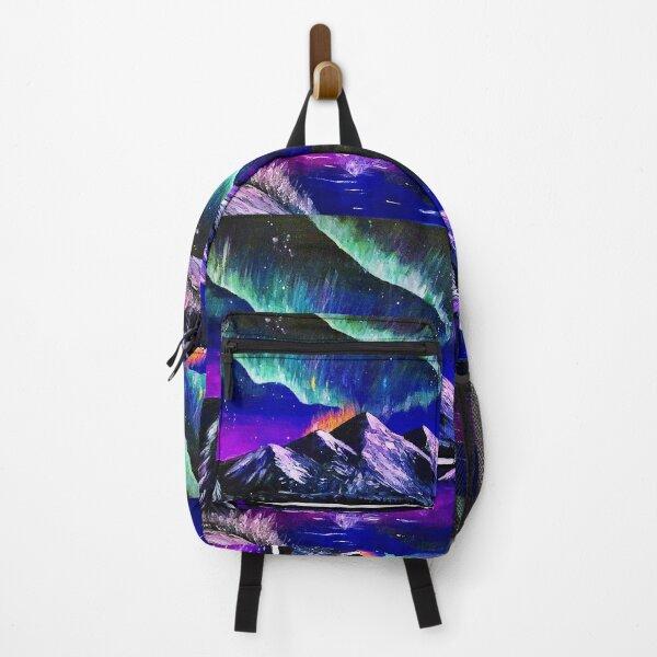 Aurora Borealis  Backpack