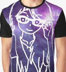 Space Nerd Graphic T-Shirt