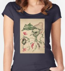 Cripple Crow  Women's Fitted Scoop T-Shirt