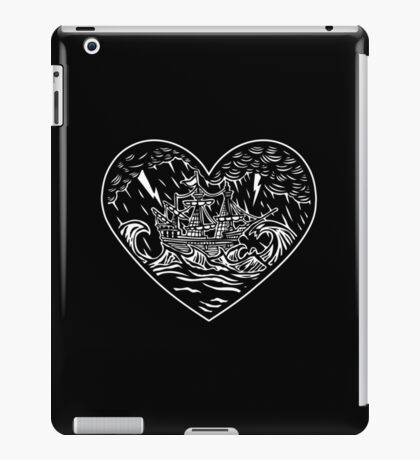 All My Storms With You iPad Case/Skin