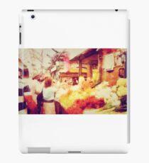 market iPad Case/Skin