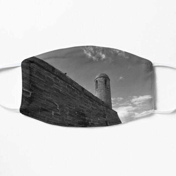 Castillo in Florida Flat Mask
