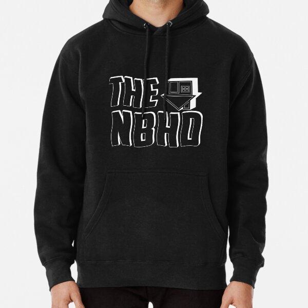 EL NBHD # 4 Sudadera con capucha