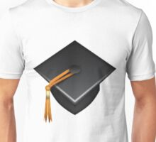 Graduation Cap Emoji Unisex T-Shirt