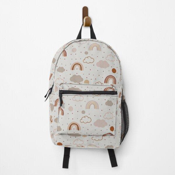 Pastel rainbow cloud - cute backpack gift idea Backpack