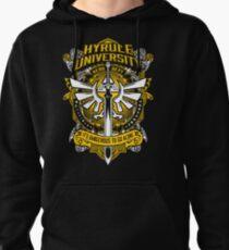 Zelda T-Shirt (Hyrule University) Pullover Hoodie