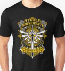 Camiseta unisex Camiseta de Zelda (Universidad de Hyrule)