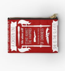 Buffy the Vampire Slayer - Chosen One Studio Pouch