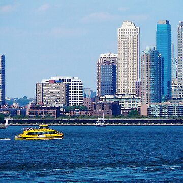 New York Water Taxi by SudaP0408
