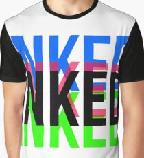 Inked - Multicolor Graphic T-Shirt