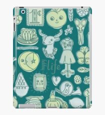 Yay! Happy Life  iPad Case/Skin
