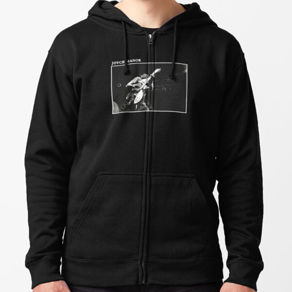 Joyce Manor - Chase Live Apparel for Fans Zipped Hoodie