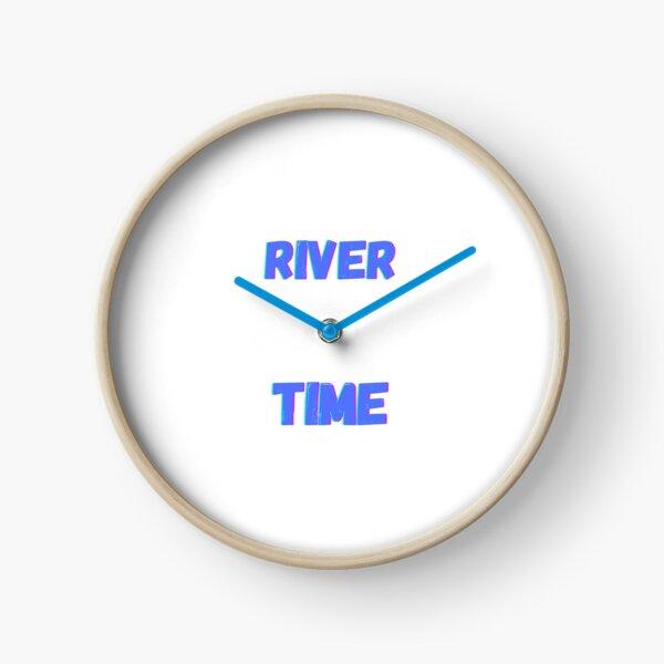 River Time Clock