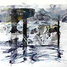 Ashtorre Pier 2 by Richard Sunderland
