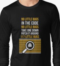 Bug Long Sleeve T-Shirt