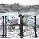 Ashtorre Pier 3 by Richard Sunderland
