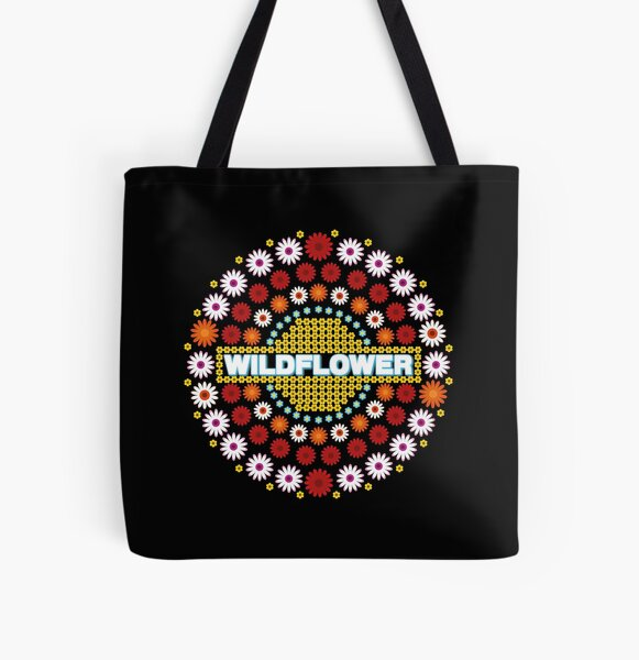 Wildflower 5sos All Over Print Tote Bag