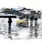 Ashtorre Pier 4 by Richard Sunderland