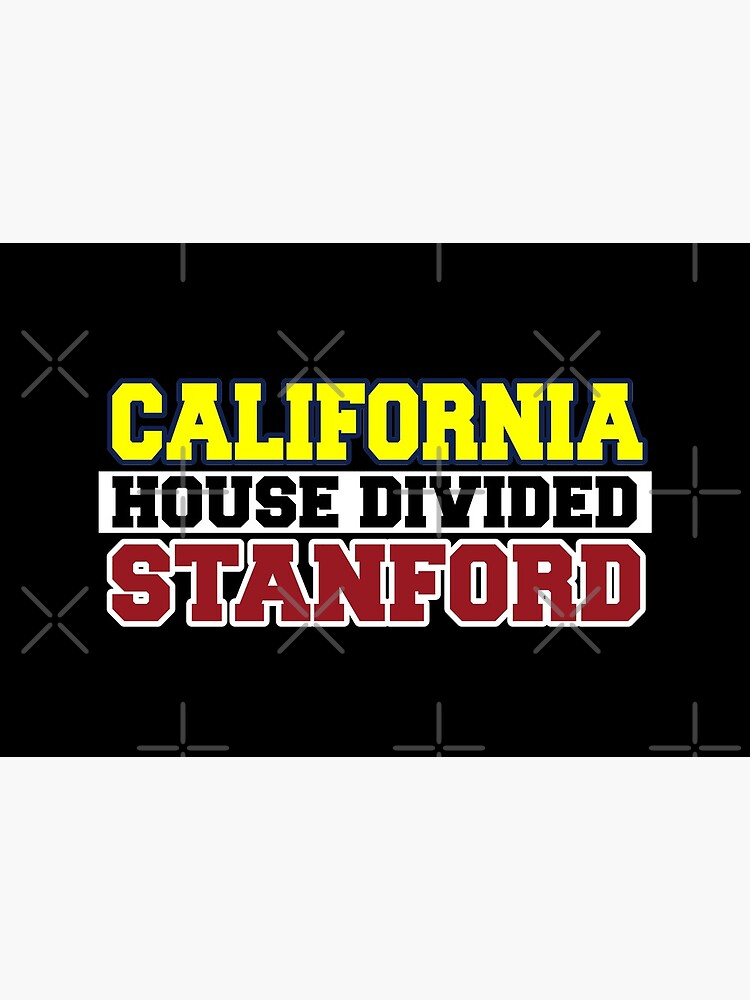 California House Divided Stanford  by Mbranco
