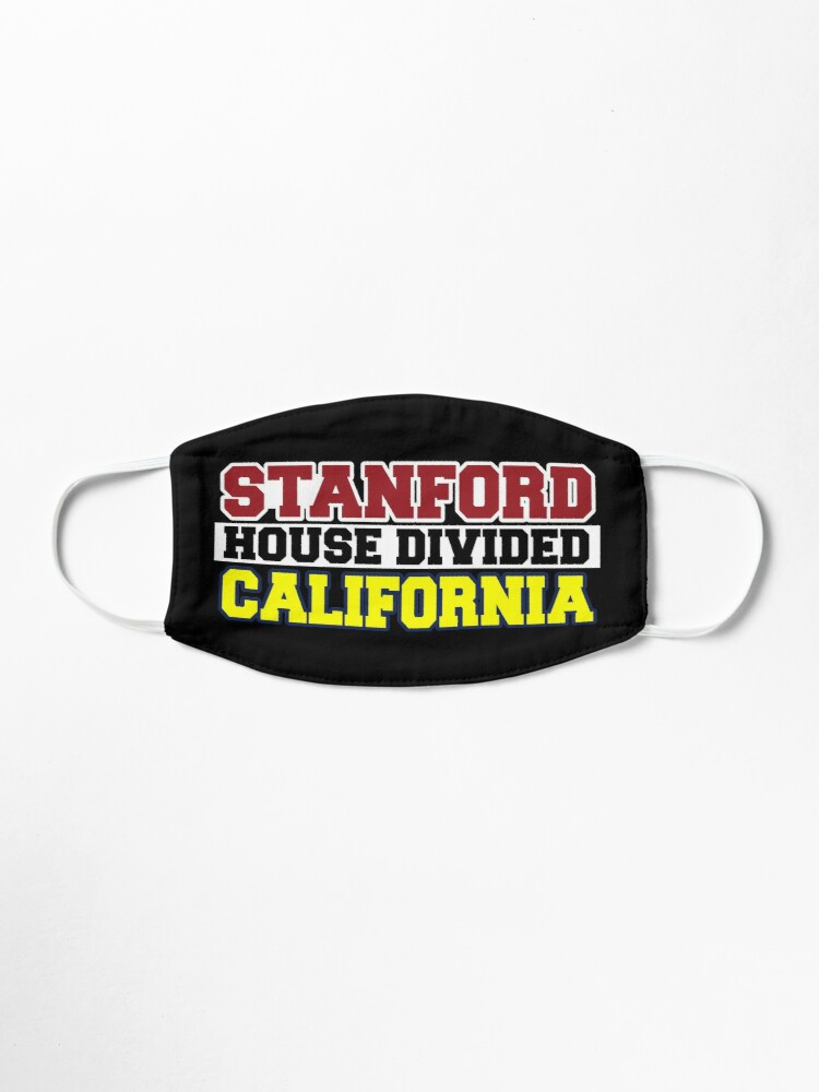 Alternate view of Stanford House Divided California Mask
