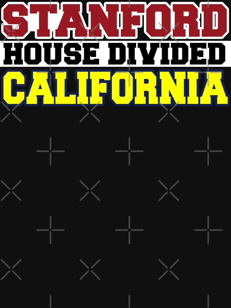 Stanford House Divided California by Mbranco