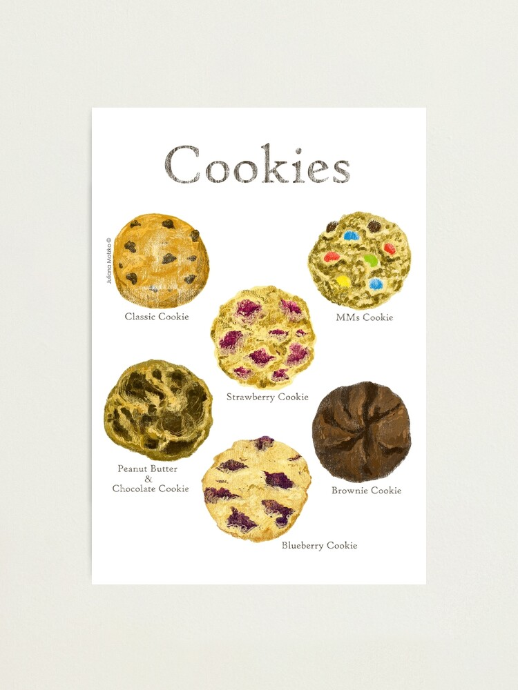 Alternate view of Cookies Photographic Print