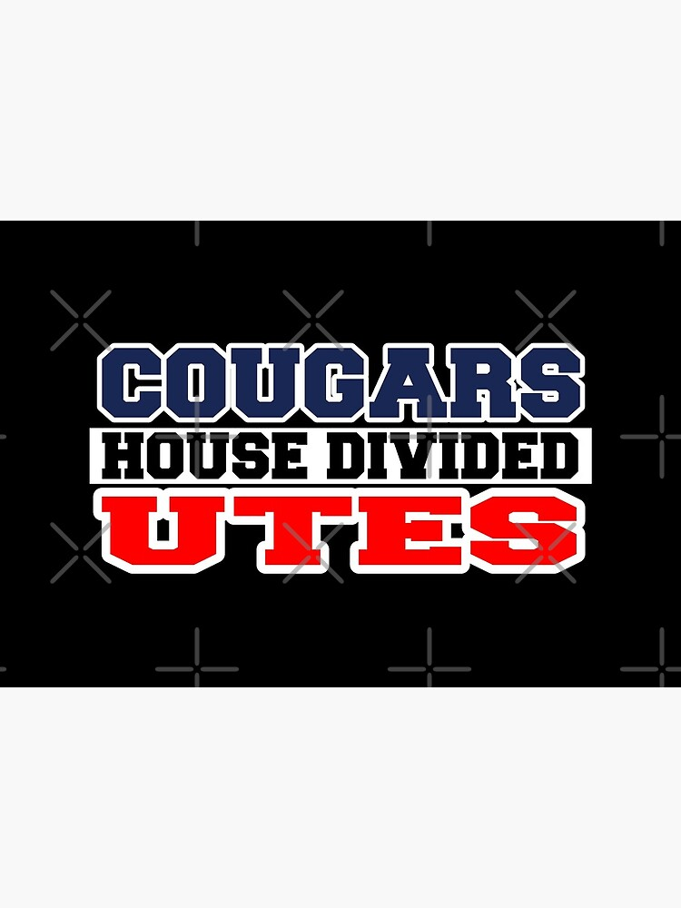 Cougars House Divided Utes by Mbranco
