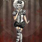 Cirque Du Mort - Mimi by acatrisart