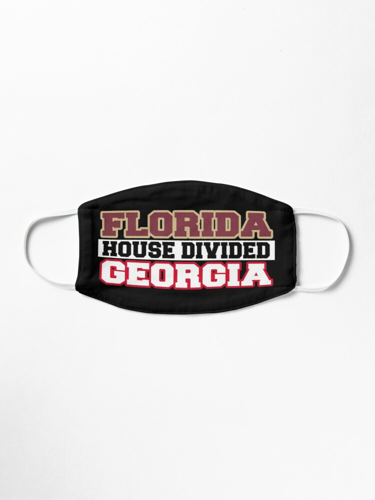 Alternate view of Florida House Divided Georgia Mask