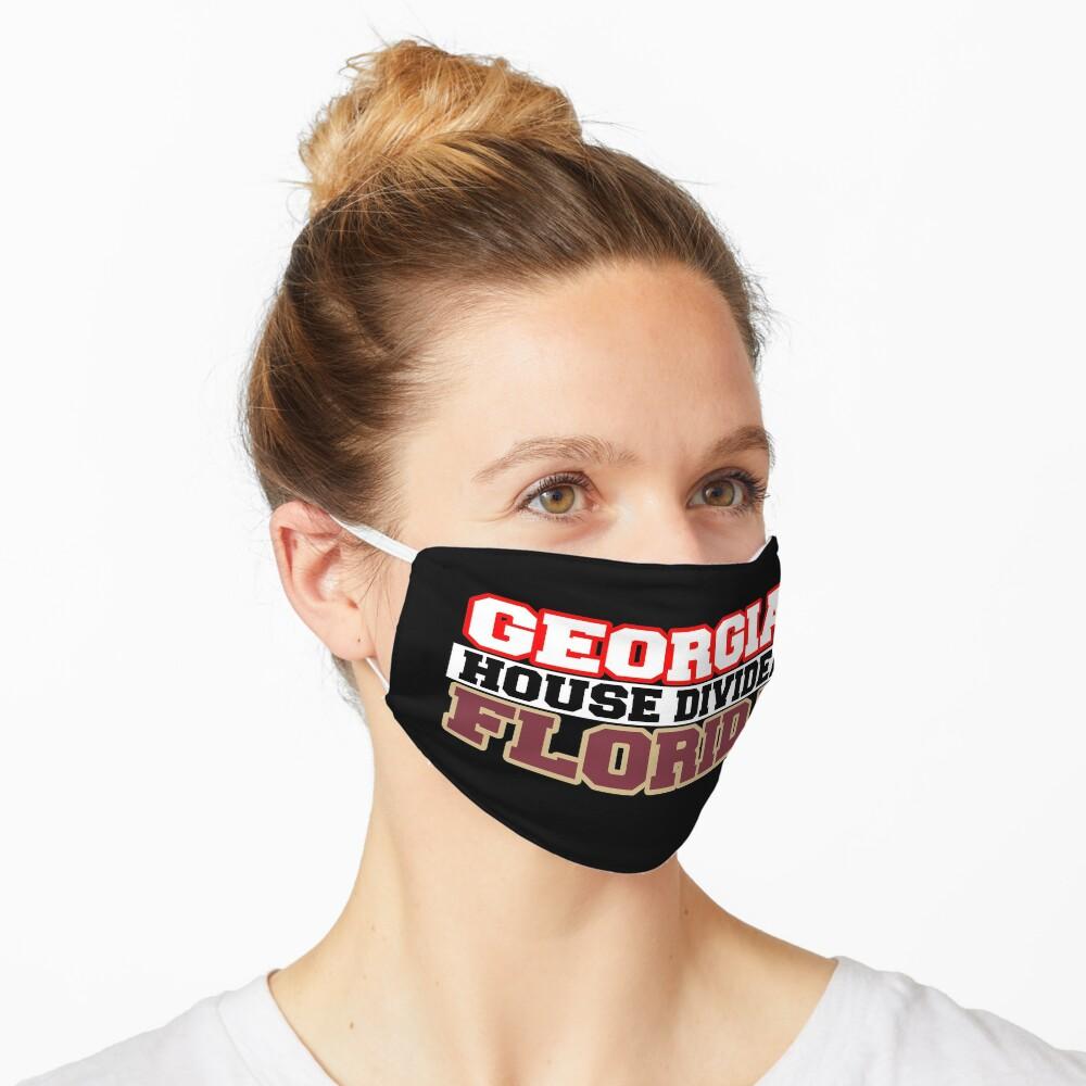 Georgia House Divided Florida Mask