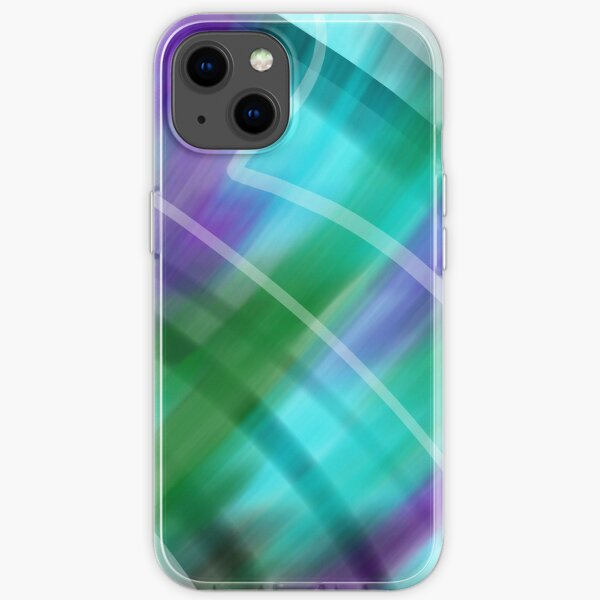 Pieces of You Abstract iPhone Soft Case