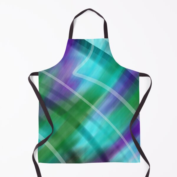 Pieces of You Abstract Apron