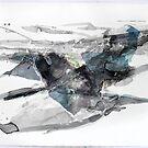 Drystone Forms 3 by Richard Sunderland