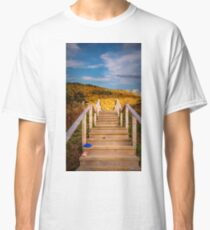 Lost Shoes on the Stairs to the Sky Classic T-Shirt