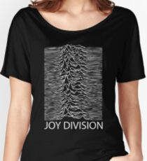 Joy Division W Women's Relaxed Fit T-Shirt