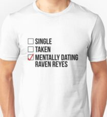 Dating raven reyes would include