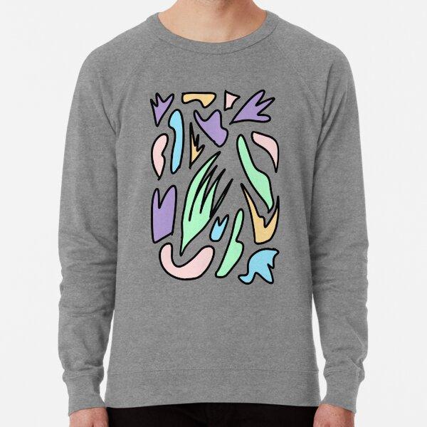 Abstract #2 Lightweight Sweatshirt
