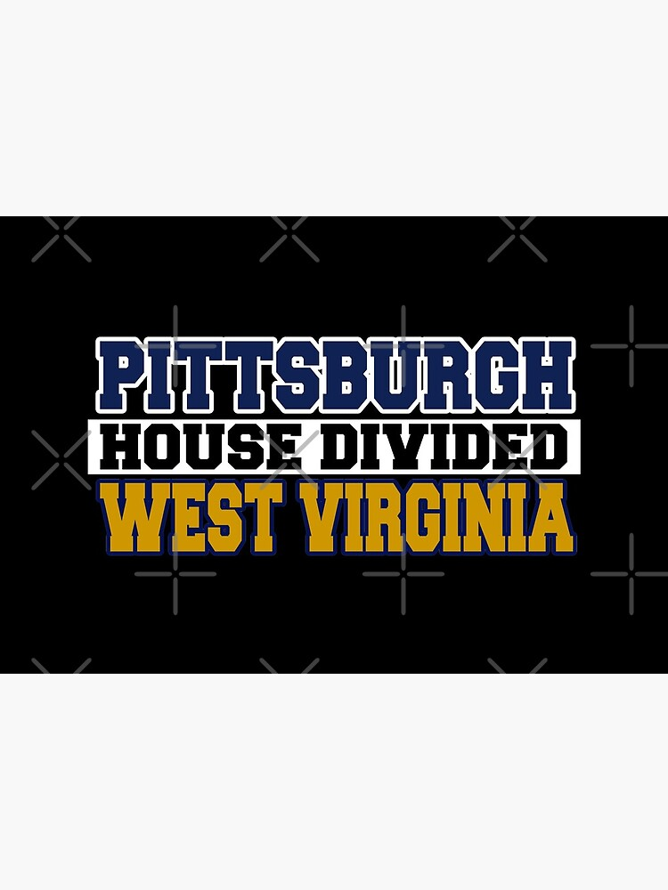 Pittsburgh House Divided West Virginia by Mbranco
