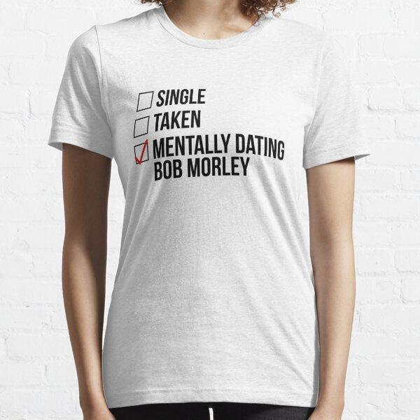 RENCONTRE MENTALE BOB MORLEY T-shirt essentiel