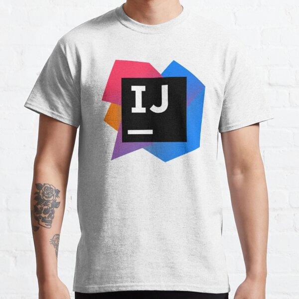 IntelliJ Logo Sticker Classic T-Shirt