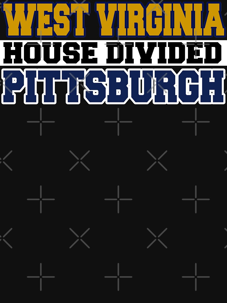 West Virginia House Divided Pittsburgh by Mbranco