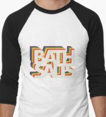 Bath Salts Men's Baseball ¾ T-Shirt