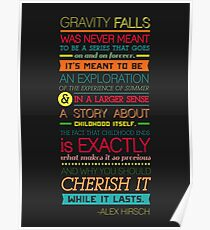 Gravity Falls - What Makes it So Precious Poster