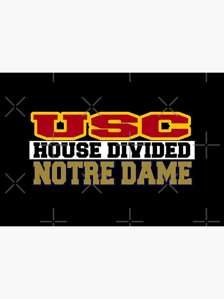 USC House Divided Notre Dame by Mbranco