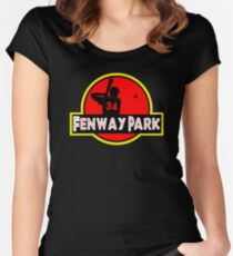 Fenway Park Women's Fitted Scoop T-Shirt