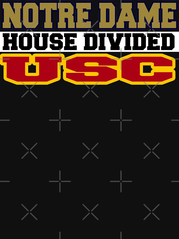 Notre Dame House Divided USC by Mbranco