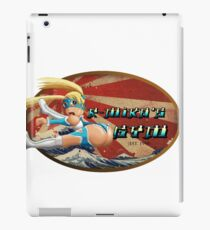 Street Fighter V  R-Mika's Gym iPad Case/Skin