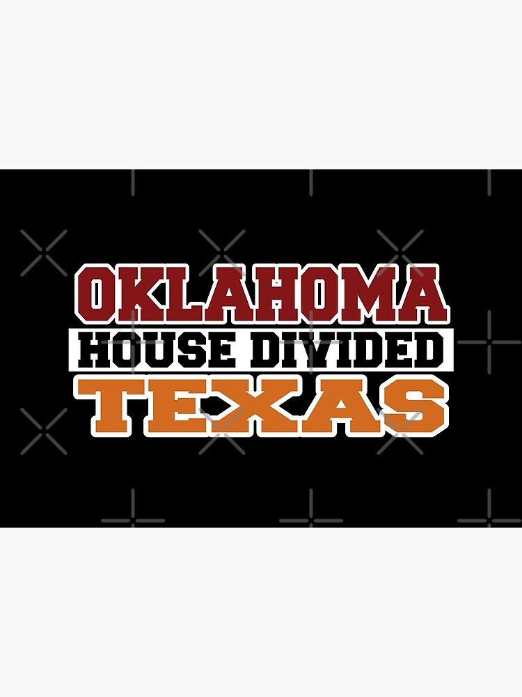 Oklahoma House Divided Texas by Mbranco