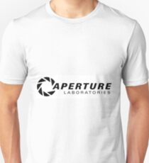 Portal Aperture Science Logo T-Shirt